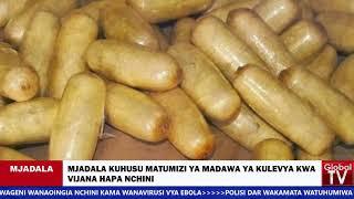 UCHAMBUZI: Matumizi ya Madawa ya Kulevya kwa Vijana