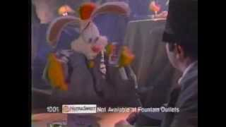 Diet Coke Roger Rabbit Commercial July 1988