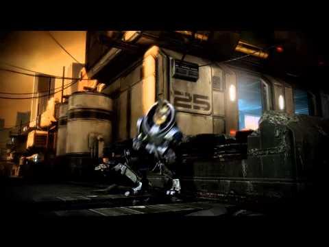 Cliffy B Talks Mass Effect