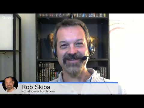 (2016) Virtual House Church - Bible Study - Week 01: B'resheet