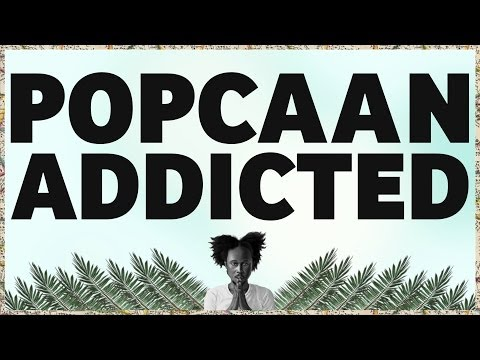 Popcaan - Addicted (Produced by Dubbel Dutch) - OFFICIAL LYRIC VIDEO