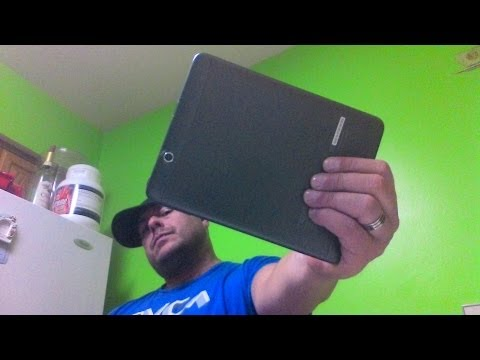 NEXBOOK 8 Inch Android Dual Core Full Review
