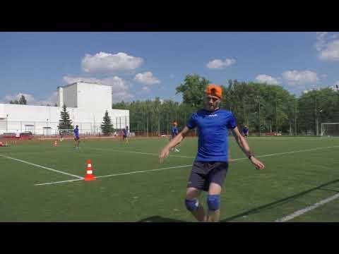 XII летние сельские спортивные игры. Мини-лапта. Первый день