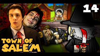 Who is The GodFather? (The Derp Crew: Town of Salem - Part 14)