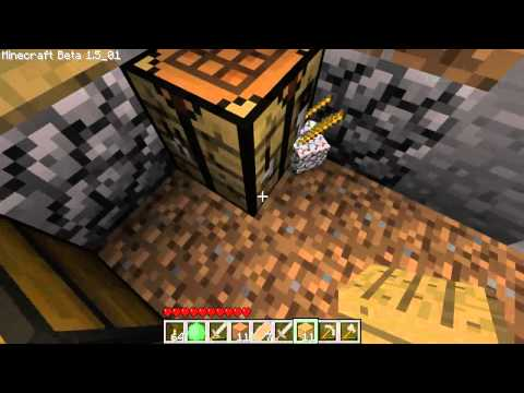 Minecraft - Les MDM : MultiMod 3 baston !!!