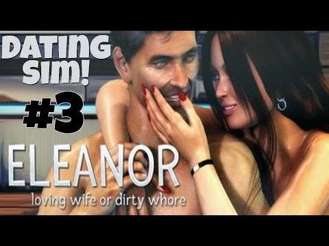 STALKER & VACATION - Eleanor - Loving Wife or Dirty Ho! Dating Sim #3