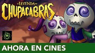 La Leyenda del Chupacabras - Trailer TEASER OFICIAL -¡AHORA EN CINES!