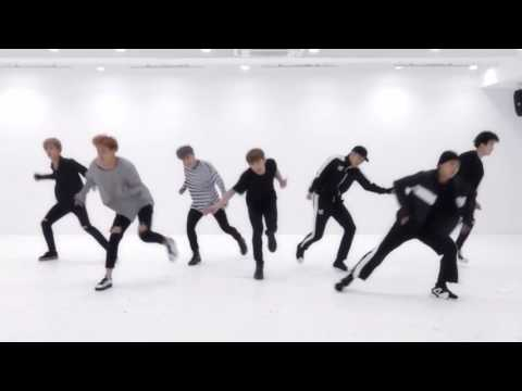 開始Youtube練舞:Blood Sweat & Tears-BTS | 鏡像影片