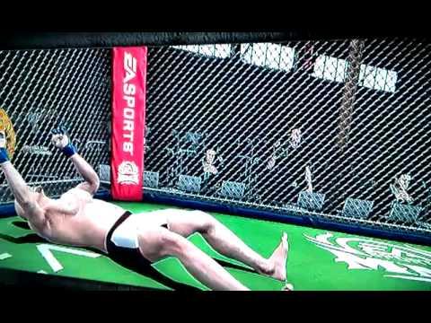 EA MMA Flash KO