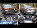 Lagu Mercedes E63 AMG  OLD vs NEW  ACCELERATION TOP SPEED 0-250kmh SOUND & POV by AutoTopNL