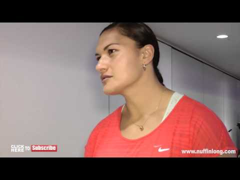 Valerie Adams may retire after 2016  | Sainsbury's Anniversary Games '15 | @valerieadams84