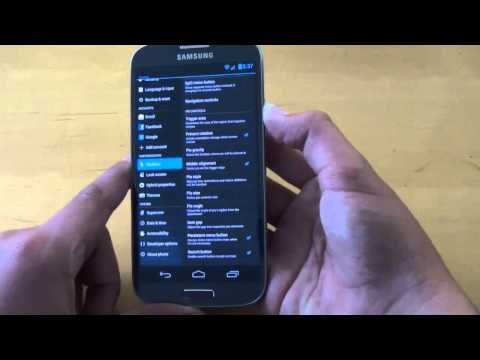 ParanoidAndroid (Halo) Rom for Samsung Galaxy S3 and S4