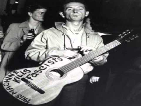 Billy Bragg - All You Fascists Bound To Lose (Blokes version)