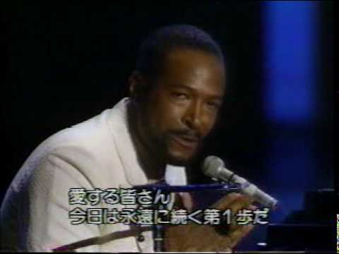 BEST BEST Marvin Gaye - What's going on (Live)