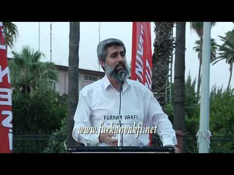 Peygamberimizin Bu Günleri Anlatan Hadisi Alparslan Kuytul Mısır Mitingi Adana 2013