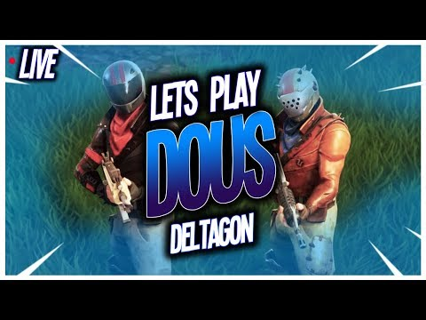 Fortnite Battle Royal Live Stream Deltagon Gaming