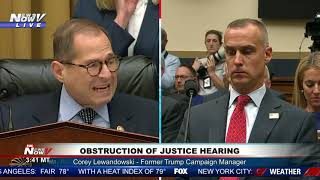 TOTAL CHAOS President Trump Impeachment Hearing Goes Off The Rails