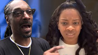 "Snoop to Ari Lennox:""GROW YOUR OWN HAIR""