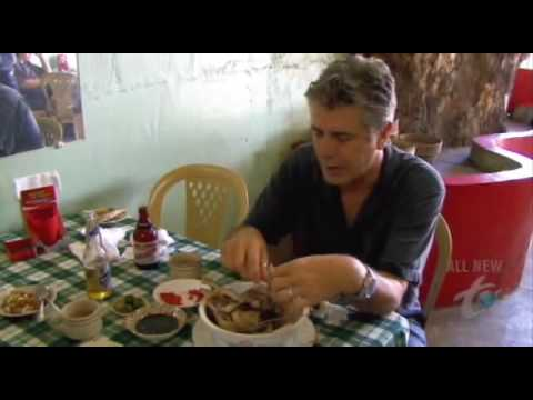 Anthony Bourdain No Reservations Philippines Part 2