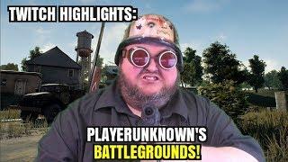 Livestream Highlights: PlayerUnknown