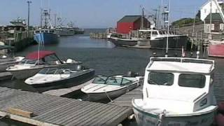 Download Lagu Fall and rise of the tide in the Bay of Fundy at Hall's Harbour, Nova Scotia - Time Lapse Gratis STAFABAND