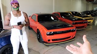 BAD NEWS ABOUT MY NEW DODGE DEMON! *THIS REALLY SUCKS*