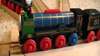 The Many Faces of Hiro Review | Thomas Wooden Railway Discussion #41