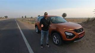 Tata Harrier - Things That Need To Improve (Hindi + English)