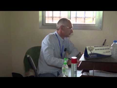 Ebola mobile lab in Freetown, Sierra Leone enables rapid testing