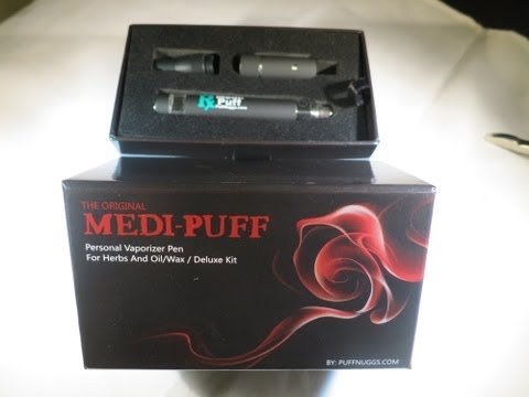 Best Vaporizer Pen Review - MediPuff Vaporizer Pen Review.The BEST!
