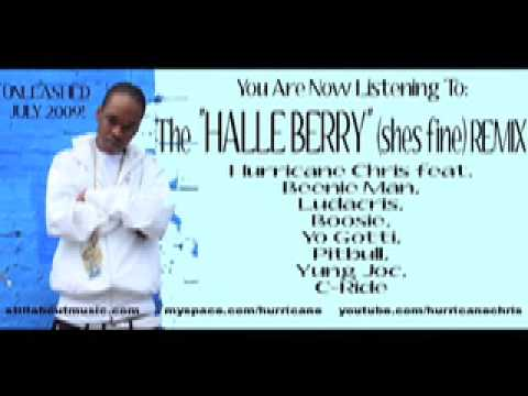 Halle Berry REMIX!!! Hurricane Chris feat. Beenie Man, Ludac