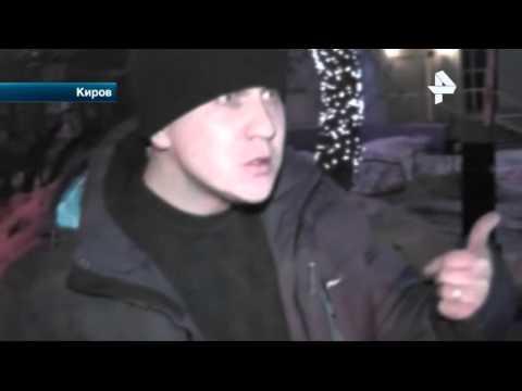 Самый пьяный водитель в Кирове шокировал общественность