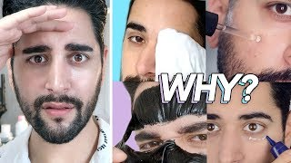 MORE Beauty Guru Skincare Mistakes! James Welsh Edition ;) ✖  James Welsh