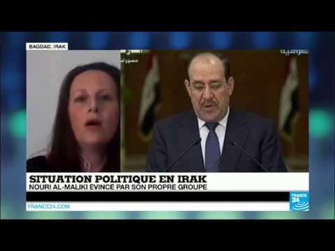 Irak : situation politique très tendue après l'éviction de Nouri Al-Maliki