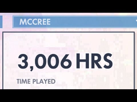 He Played McCree For 3000+ Hours, So We Made a Montage!