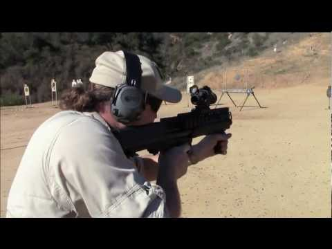Kel-Tec KSG (Review / Range Time) - 12 Gauge Tactical Shotgun
