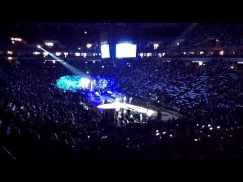 2013-2014 Minnesota Timberwolves intro