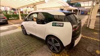 Carros elétricos podem transformar a paisagem urbana em um futuro próximo