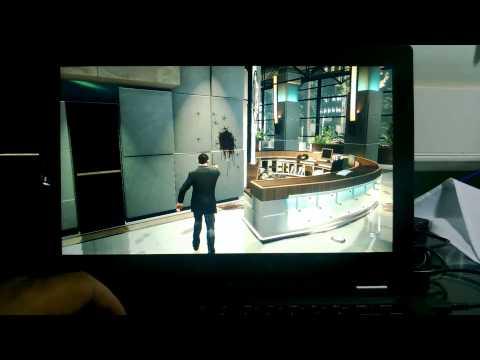 Max Payne 3 On Lenovo Yoga 13