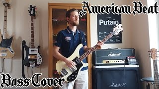 The Head Cat - American Beat [BASS COVER]