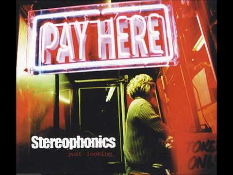 Stereophonics - Postmen do Not Great Movie Heroes Make