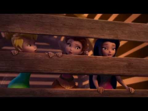 Tinkerbell 2014   The Pirate Fairy 2014   Funny Scene video