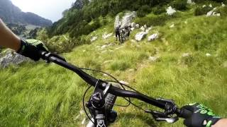 Mtb Kanin - Dolina Krnica - Bovec 2017