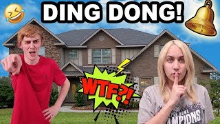 DING DONG DlTCHING THE SML HOUSE!!