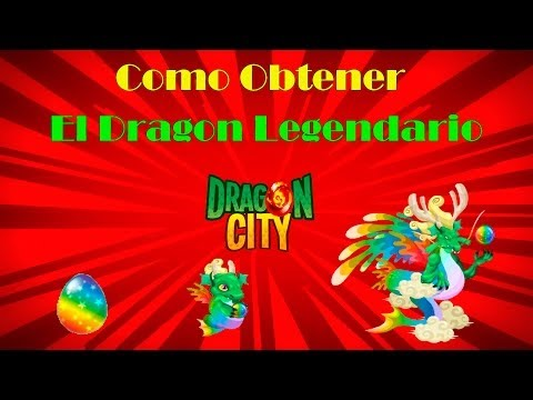 Como Obtener El Dragon Legendario De Dragon City video