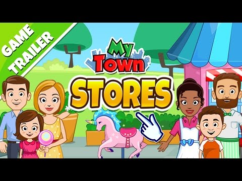 My Town : Stores APK Cover