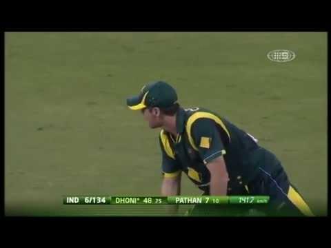 Commonwealth Bank Series Match 7 Australia vs India - Highlights