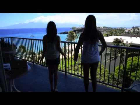 "Kelci&Jo's Hawaii Music Video- ""Something Good Can Work"" Two Door Cinema Club"