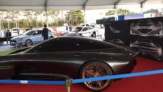 [4K] Hyundai Genesis Essentia Concept Car
