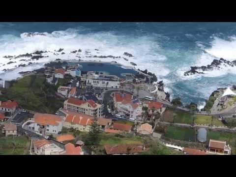 Porto Moniz - Madeira - View from ''Mirador''